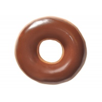 CHOCOLATE ICED GLAZED