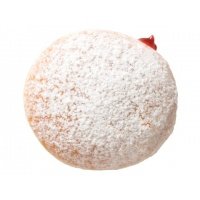 POWDERED RASPBERRY FILLED